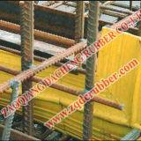 Pvc Waterstop van de bouw voor Concrete Joint Sold aan Pakistan