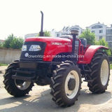China Brand 40HP zu 130HP Wheel Tractor Price