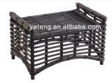 Insieme usato generale del sofà del giardino della mobilia del rattan di prezzi all'ingrosso