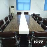 Bureau moderne extérieur solide acrylique de meubles