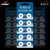 Alkaline Button Cell Battery AG11 De Wama Fabricant