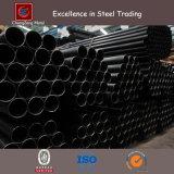 Q235黒い穏やかな鋼鉄円形の管(CZ-RP62)