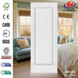 HDF alisan la piel blanca de la puerta de la pintura de fondo