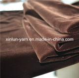 살포하는 100%Polyester 소파 무대 디자인을%s 뜨개질을 한 직물을 무리를 짓기