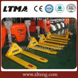 Ltma 2t 2.5t 3t Jack Handladeplatten-LKW-Gummi-Rad