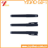 Prited Logo Plastic Ball Pen per Promotional Gift (YB-P-01)