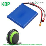 60V 2.2ah Rechargeable 각자 Balancing Unicycle Battery
