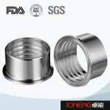 Adattatore saldato del puntale del tubo flessibile del commestibile dell'acciaio inossidabile (JN-FL1009)