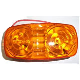 LED Clearance/Marker Light con 2 Wires