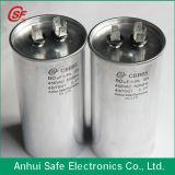 Condensadores del aluminio de la iluminación del acondicionador de aire Cbb65