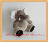 Plush Toy Elephant Portable Bluetooth Music Speaker