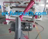 Machine de fente Fr-2892 à grande vitesse en porte-à-faux