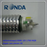 500 blindés Sqmm 0.6kv aucun câble électrique d'alliage d'aluminium d'halogène
