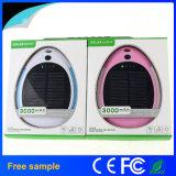 Première pente 3000mAh de vente un chargeur de côté d'énergie solaire de batterie