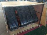 Système de piste en caoutchouc gentil pour la jeep, la camionnette de livraison et le véhicule tous terrains