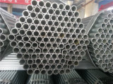 Vari formati galvanizzati del tubo