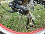 Bicicleta eléctrica clasificada superior con seguridad de la bici