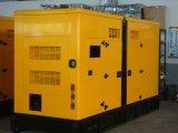 diesel van het 280kVA224kw Cummins Geluiddichte Type Generator Reserve310kVA