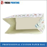 Food Of packaging Of bag of Kraft's White Paper Of bag
