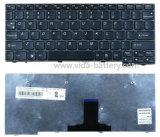 Горячий компьютер разделяет клавиатуру компьтер-книжки/клавиатуру компьютера/клавиатуру игры Keyboard/USB для черноты Lenovo S10-3s S10-3
