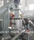 不用なプラスチックリサイクルラインか造粒機またはペレタイジングを施すライン
