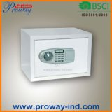 Security Box Safe with LCD Display Outside Battery Compartment