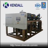 Semi-Hermetic Hanbell Screw Compressor Unit para temperatura média-baixa