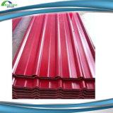 Roulis onduleur de feuille de fer de tuile de feuille de toiture formant effectuant la machine, ligne froide de galvanisation