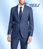 한 벌을 Wedding 2016의 가장 새로운 디자이너 호리호리한 적합 밝은 파란색 남자