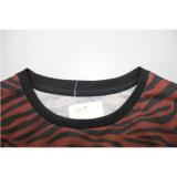 T-shirt van de Druk van de Polyester van de Sublimatie van de Kleren van de Leverancier van China de Goedkope