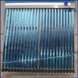 Coletor solar eficiente elevado de câmara de ar de vácuo do revestimento