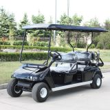 Nuovo Designed 6 Seats Electric Golf Car con Ce Certificate (DG-C4+2)
