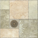 사기그릇 Ceramic Rustic Stone Exterior Floor Tile (400X400mm)