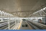 Al-Mg-Mn panel de acero estructura de chasis de autobús / tren de la estación de Diseño