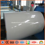 Ideabond Anti-Rayent la bobine en aluminium enduite par couleur pour les panneaux décoratifs