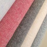 Мягкая естественная Linen ткань бленды хлопка