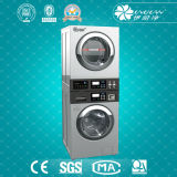 Guangzhou-Münzen-Doppelt-Plattform-Trockner-/Coin-Trockner-Maschine