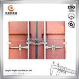 Kundenspezifischer Gussteil-Stahl-Schlussteil-Behälter-Torsion-Verschluss-Behälter-Verschluss-Schmieden-Behälter-Verschluss