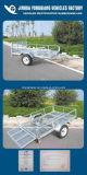 De hete Ondergedompelde Aanhangwagen van Galvanied ATV