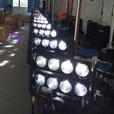 Spider Beam Light 8PCS*12W RGBW 4in1 for Stage Lighting