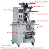 Großes Vertical Powder Packing Machine mit Four Side Sealing Pouch