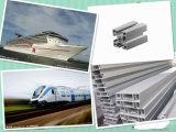 CNCの多機能アルミニウムプロフィールのマシニングセンター