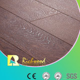 V溝12.3mmのカシのHDFによって薄板にされる床