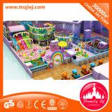 子供の競争価格の屋内柔らかい演劇のおもちゃ、子供の運動場