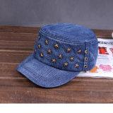 A alta qualidade personalizada ostenta o chapéu, tampão do exército do basebol