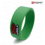 Recentemente Wristbands del silicone di disegno Tk4100 RFID