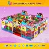 Moden Design europäisches Standard Indoor Sofe Playground für Kids (A-15257)