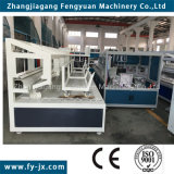 Machine en plastique de Belling de pipe de grande capacité de Quatre-Pipe