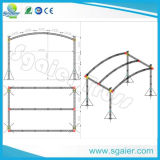 Aluminium Truss Lighting Truss Roof Truss System pour événements Stage Truss Stage Equipment