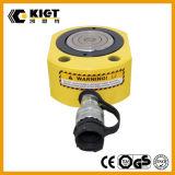 Série de Rsm do fornecedor de Kiet China cilindro hidráulico de um perfil baixo portátil de 25 toneladas